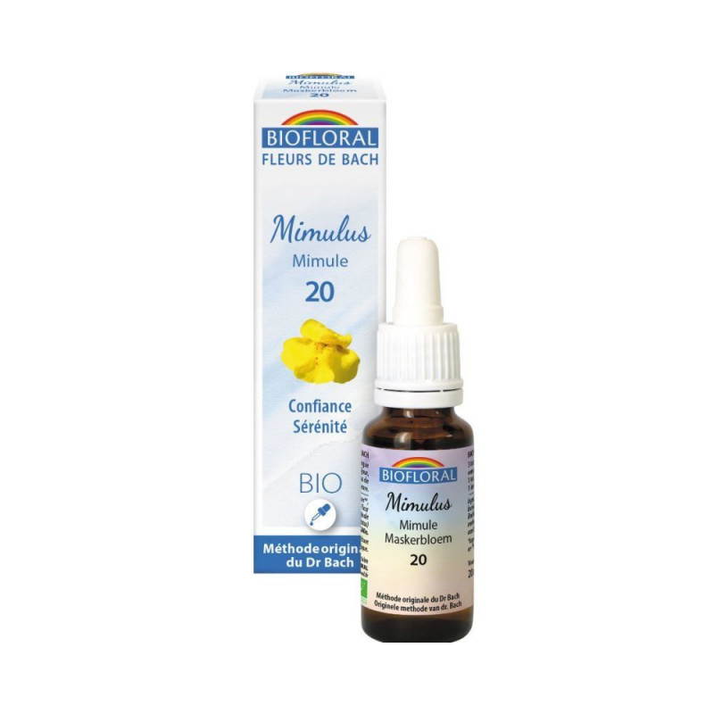 Mimulus BIO 20 ml. - Biofloral