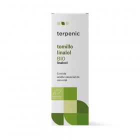 Aceite esencial de tomillo linalol BIO 5 ml.
