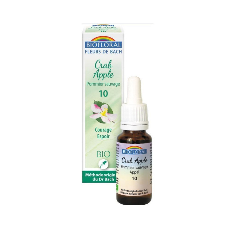 Crab apple BIO 20 ml. - Biofloral