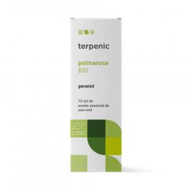 Aceite Esencial de Palmarosa BIO 10 y 30 ml.