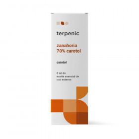 Aceite esencial de zanahoria (70% carotol) 5, 10 y 30 ml.