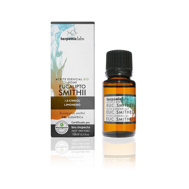 Aceite Esencial de eucalipto Smithii BIO 10 ml. - Terpenic Labs