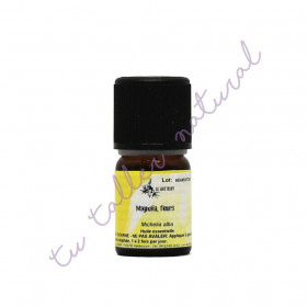 Aceite esencial de magnolia flor 2 ml. - Le Gattilier