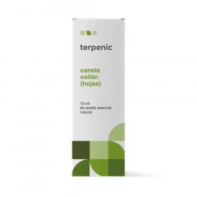Aceite esencial de canela de Ceylán (hoja) 10 ml.