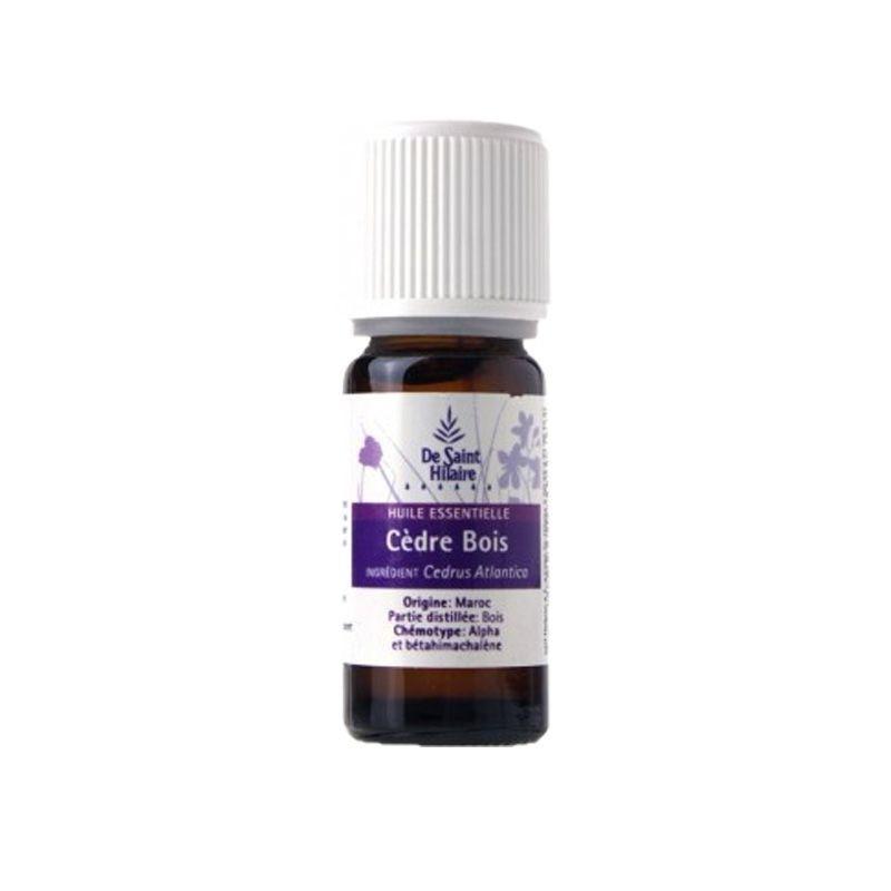 Aceite esencial de cedro del Atlas silvestre BIO 10 ml. - De Saint Hilaire