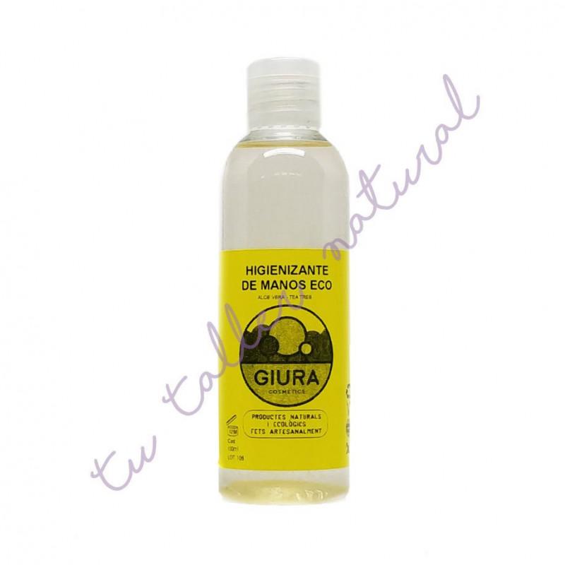 Higienizante de manos BIO 100 ml. - Giura Cosmetics