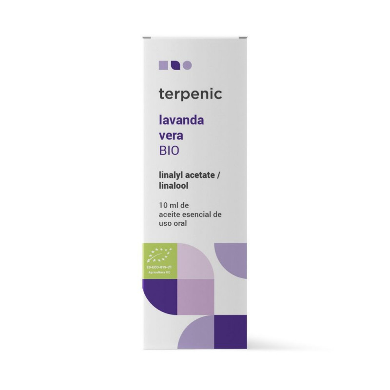 Aceite Esencial de Lavanda BIO 10 ml. - Terpenic Labs