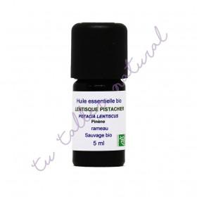 Aceite esencial de Lentisco silvestre BIO 5 ml