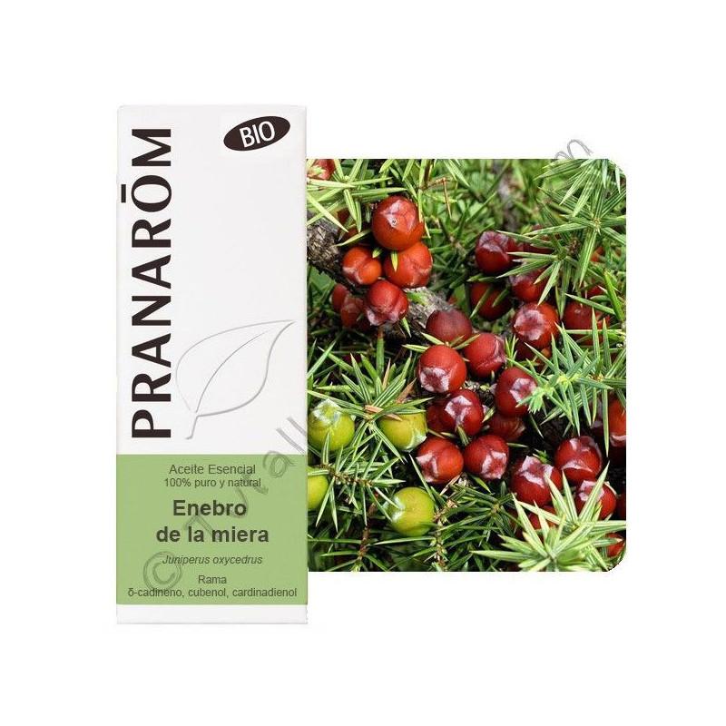 Aceite esencial de enebro de la miera BIO 5 ml - Pranarom