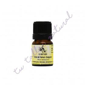 Aceite esencial de rosa de Bulgaria BIO 1 y 2 ml.