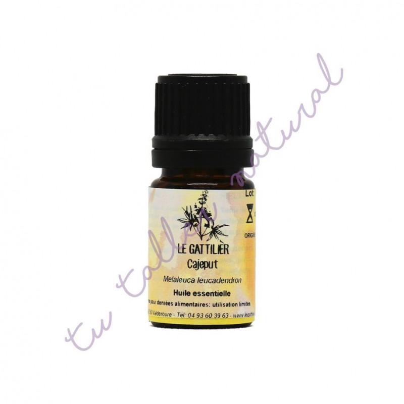 Aceite esencial de cayeput BIO 5 ml. - Le Gattilier