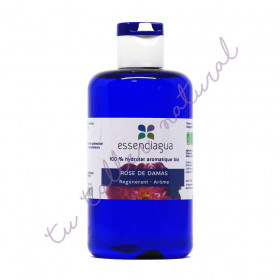 Hidrolato de rosa damascena BIO 250 ml.