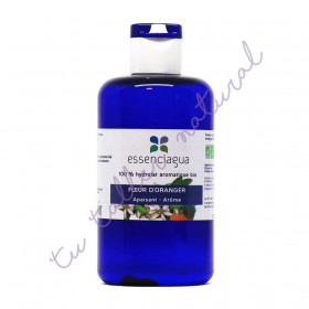 Hidrolato de azahar BIO 250 ml. (apto vía oral)
