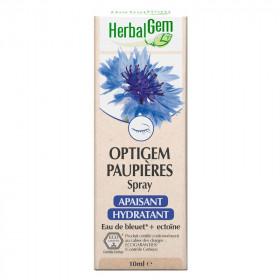 Spray calmante e hidratante Optigem párpados BIO 10 ml.