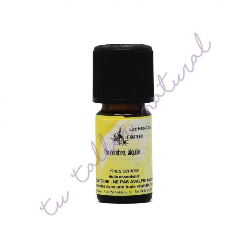 Aceite Esencial de Pino cembro 5 ml. - Le Gattilier