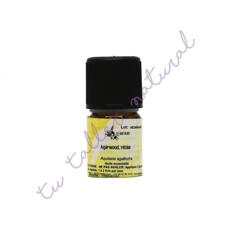 Aceite esencial de agarwood 2 ml. - Le Gattilier
