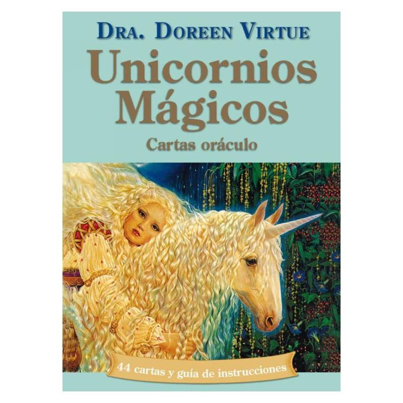 Unicornios mágicos - Cartas oráculo- Doreen Virtue