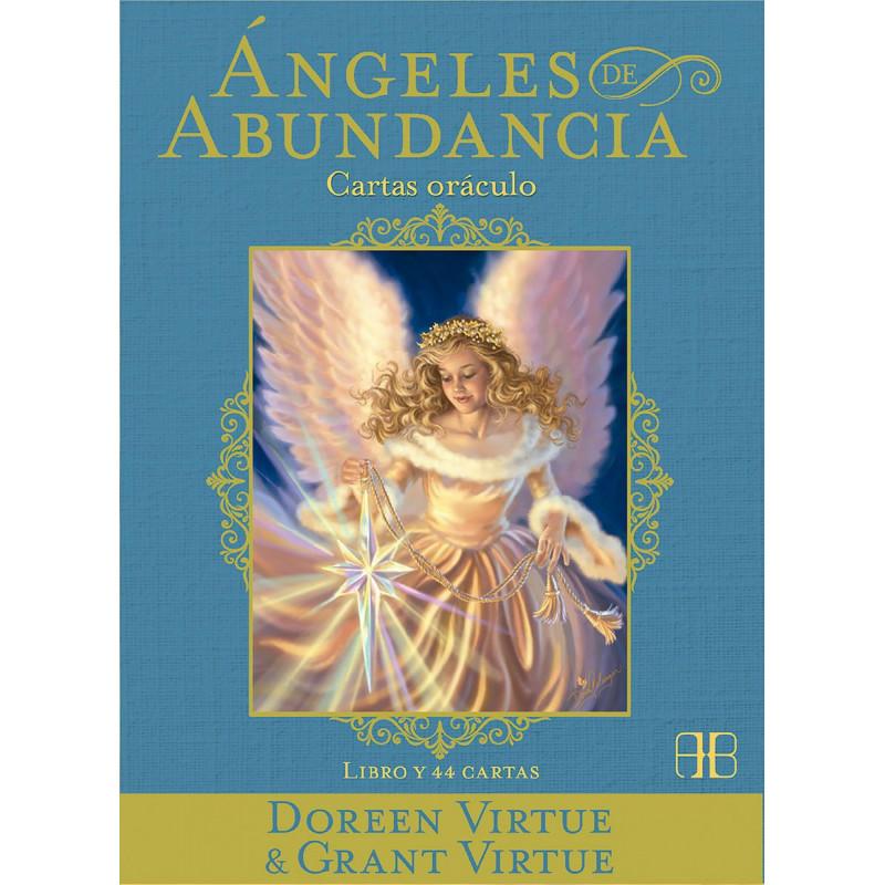 Ángeles de abundancia- Doreen Virtue, Grant Virtue