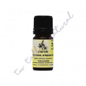 Aceite esencial de mirto verde silvestre de Mallorca 5 ml.