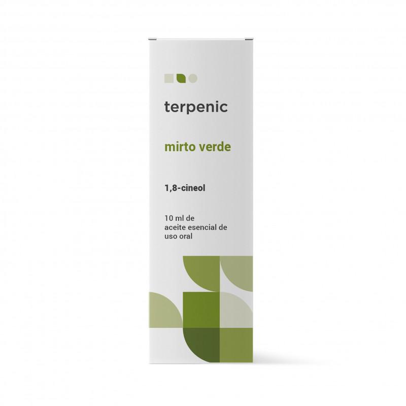 Aceite esencial de mirto verde 10 ml. - Terpenic Labs