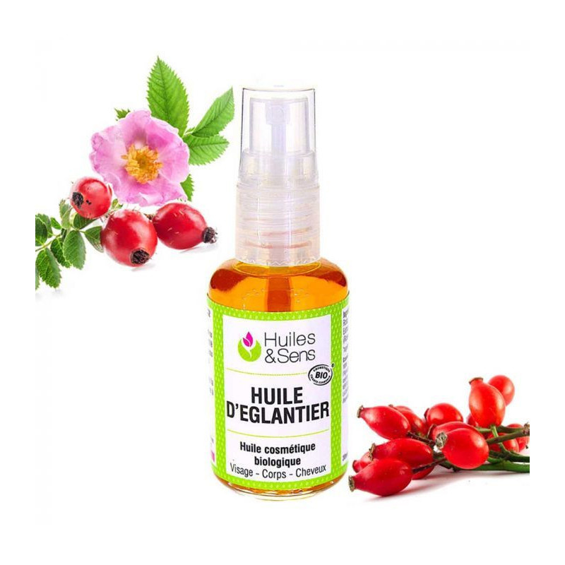 Rosa canina extracto CO2 BIO 30 ml.