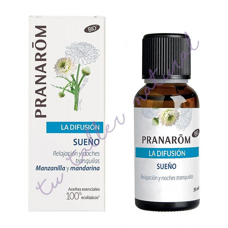 Mezcla para difusor Sueño BIO 30 ml - Pranarom