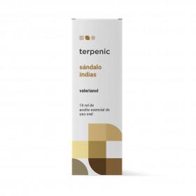 Aceite esencial de Sándalo Indias 10 y 30 ml.