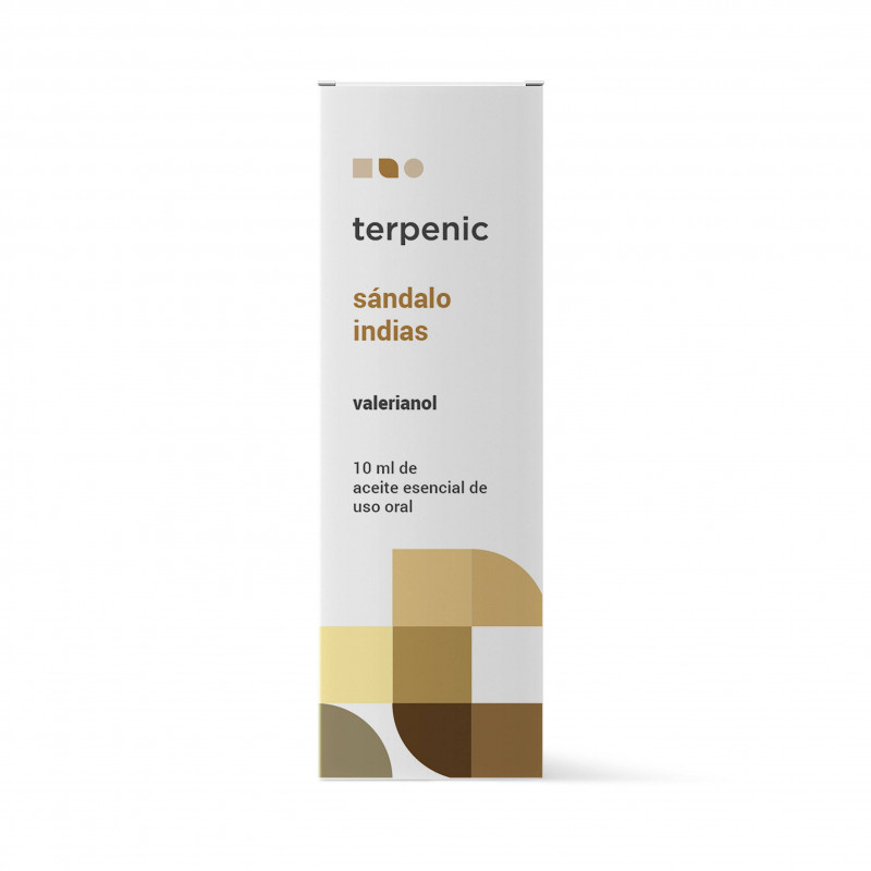 Aceite esencial de Sándalo de Indias Terpenic Labs