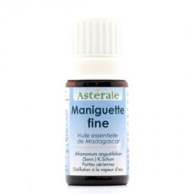 Aceite esencial de maniguette fina BIO 5 ml.