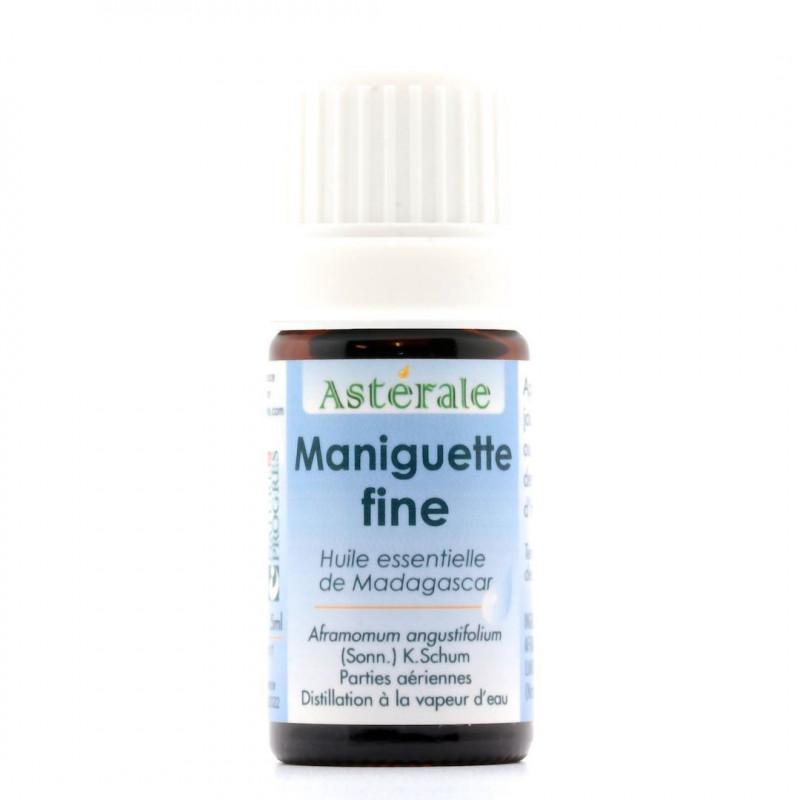 Aceite esencial de maniguette fina 5 ml.