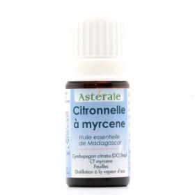 Aceite esencial de citronela qt. mirceno BIO 5 ml.