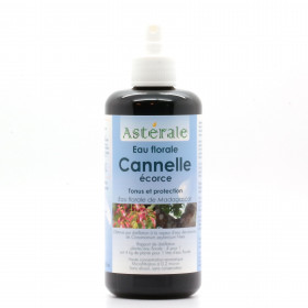 Hidrolato de canela Ceylán corteza BIO 50 y 200 ml. (apto vía oral)