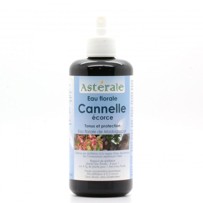 Hidrolato de canela Ceylán corteza 200 ml. (apto vía oral)