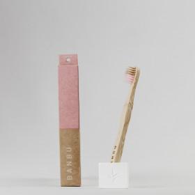 Cepillo de dientes de bambú Junior