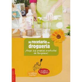 Libro de usos y recetas de droguería ecológica - La droguerie ecologique