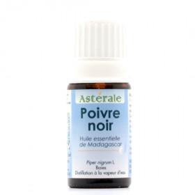 Aceite esencial de pimienta negra BIO 5 ml.