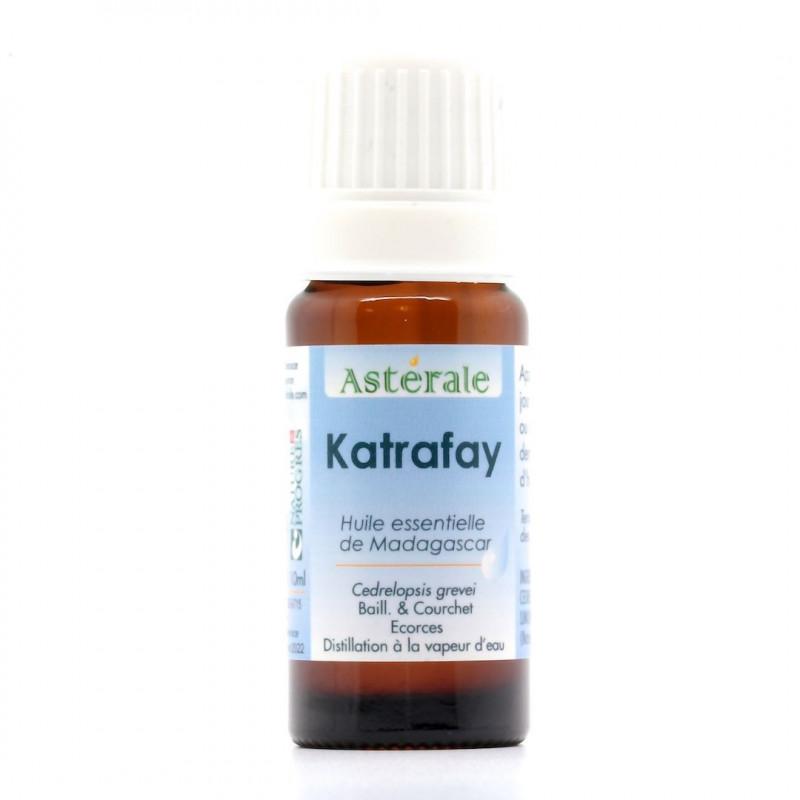 Aceite esencial de katrafay BIO 10 ml.