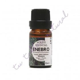 Aceite esencial de enebro de la miera silvestre 10 ml.