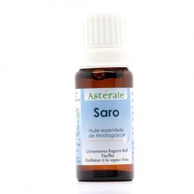 Aceite Esencial de Mandravasarotra o Saro silvestre BIO 10, 30 y 60 ml.