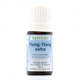 Aceite esencial de ylang ylang extra BIO 5 y 10 ml.
