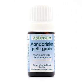 Aceite Esencial de Azahar Mandarino de Madagascar (Petit grain mandarino) BIO 5 ml.