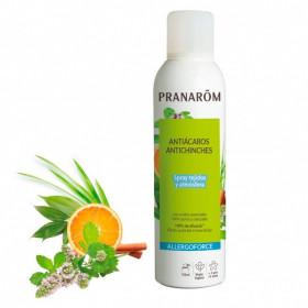 Spray Antiácaros y antichinches 150 ml. - Allergorforce