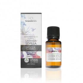 Aceite Esencial de Lavanda Sevilla BIO 10 y 30 ml.