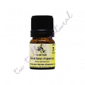Aceite esencial de rosa de Afganistán BIO 1 y 2 ml.