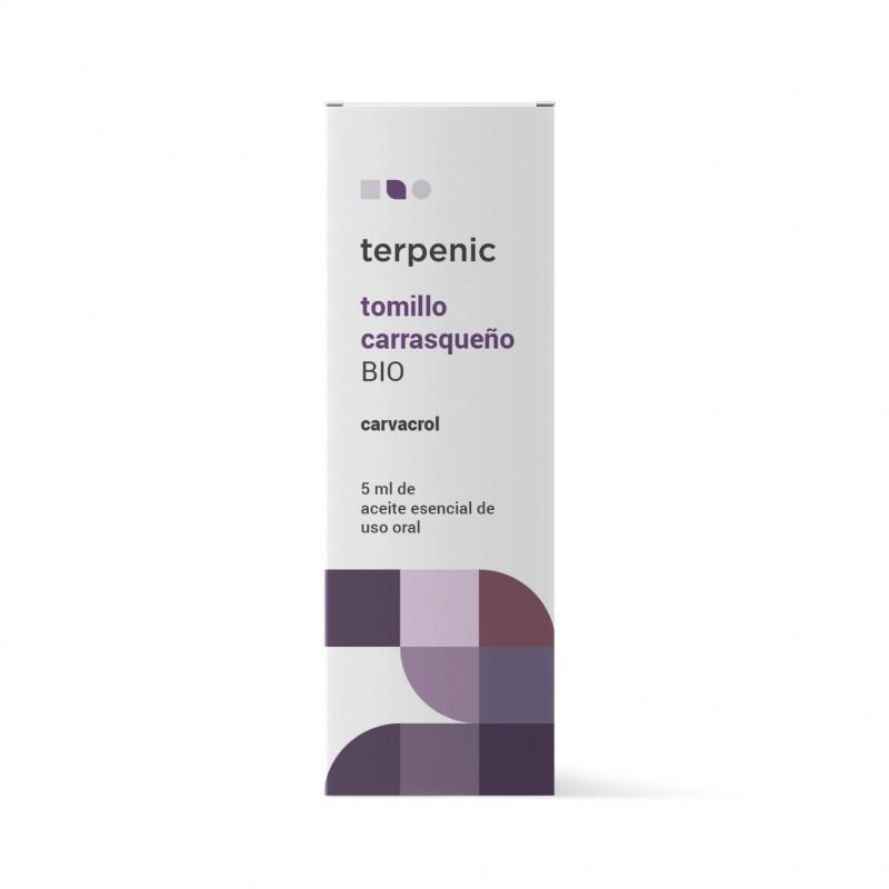 Aceite esencial de tomillo carrasqueño BIO 5 ml.