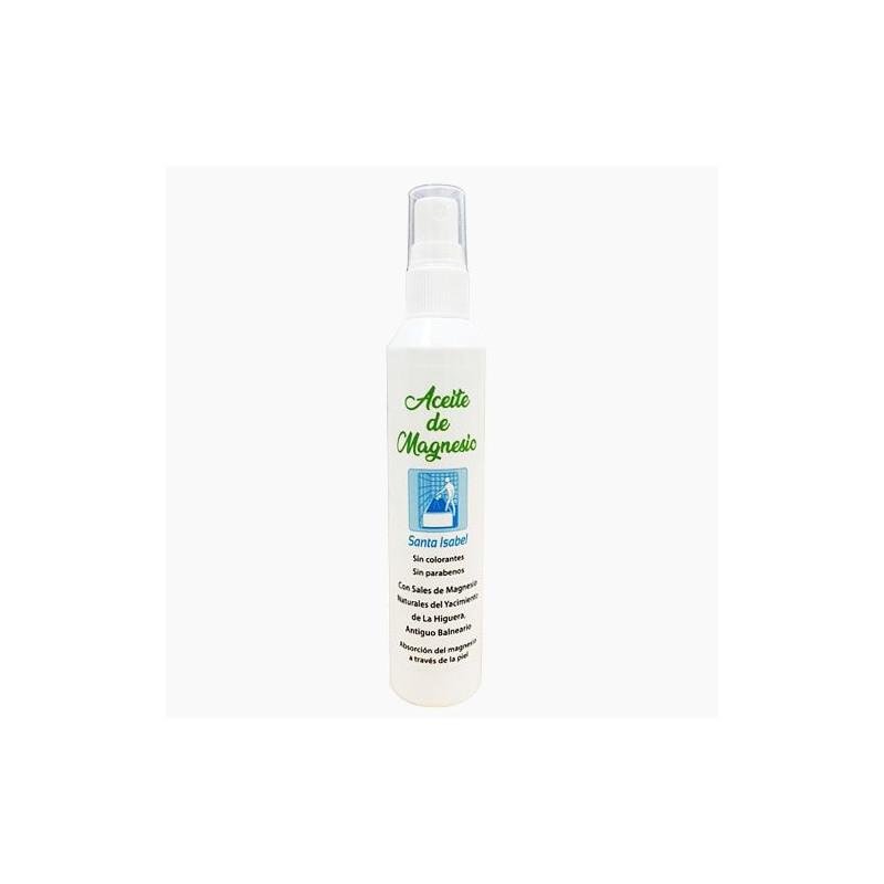 Aceite de magnesio en spray 125 ml.